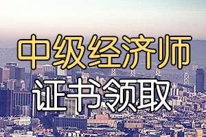 2020年11月陕西中级经济师证书补办(更换)人员的公示11月11日至18日